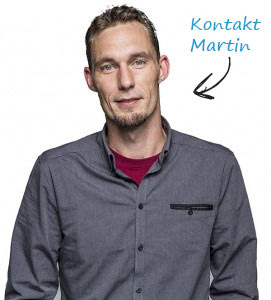 Kontakt os for billig webshop