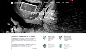 Webdesign-Alvac-Lemvig