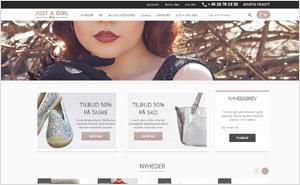 Magento webshop til virksomhed i Kjellerup