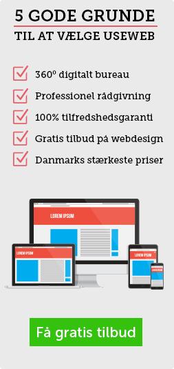 webbureau i Horsens