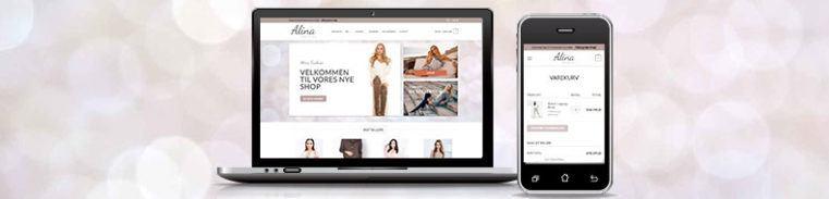 Alina Wordpress Webshop